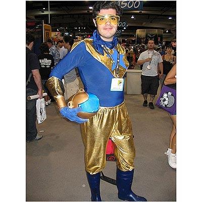 Booster Gold, Comic Con 2007