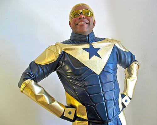 thomdave as Booster Gold