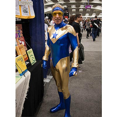 Booster Gold, WonderCon 2010