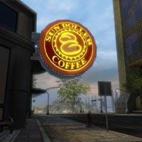 Sundoller Coffee in Metropolis, DCU Online