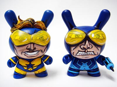 Booster Gold Dunny by nikejerk