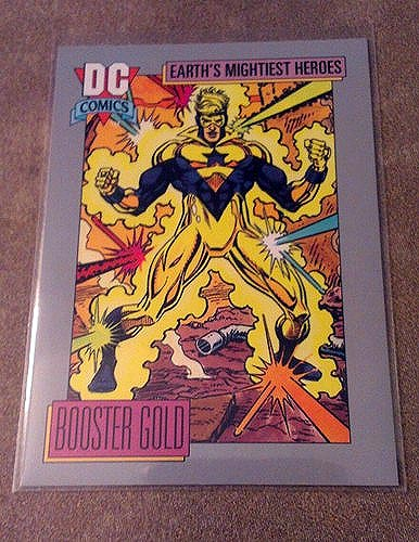 Earth's Mightiest Heroes: Booster Gold on eBay