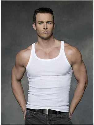 Eric Martsolf as Booster Gold