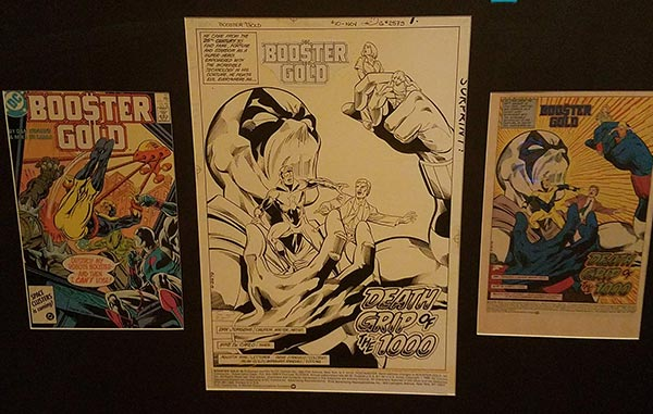 Booster Gold 10 splash page