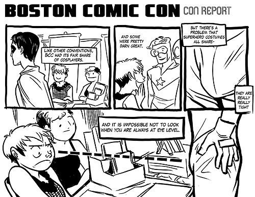 Erica Henderson at Boston Comic Con 2012