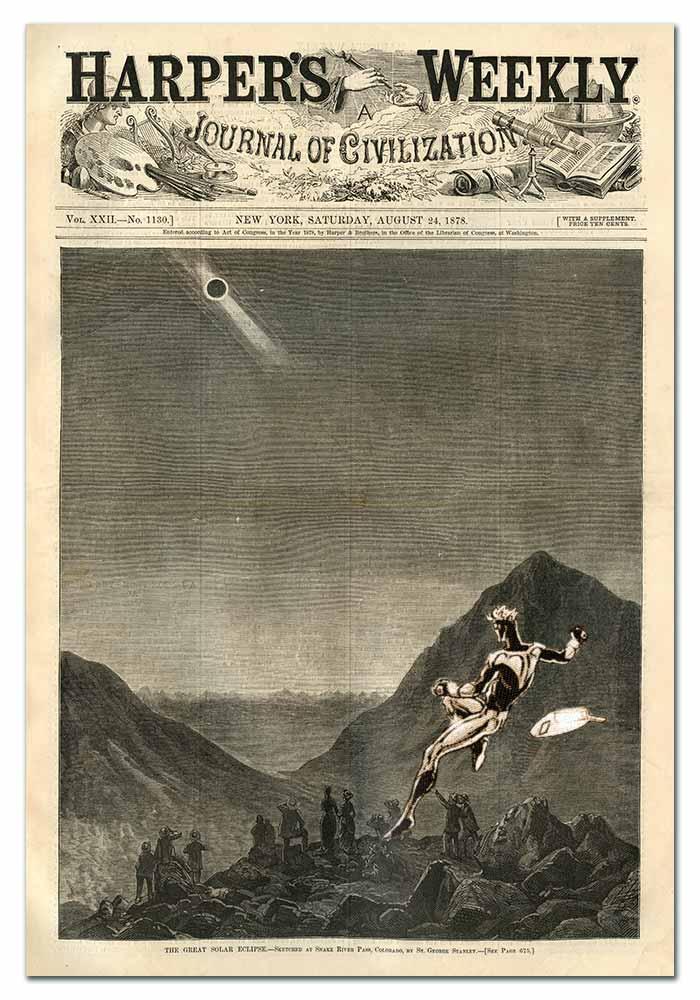 Harper's Weekly, Saturday, August 24, 1878