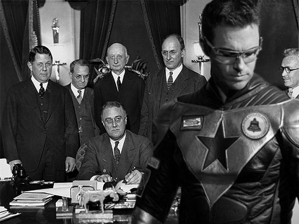 FDR outlawed Booster Gold on t his day in 1933