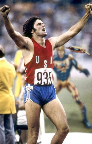 Would Bruce Jenner have won the 1976 Olympic Decathlon without Booster Gold?