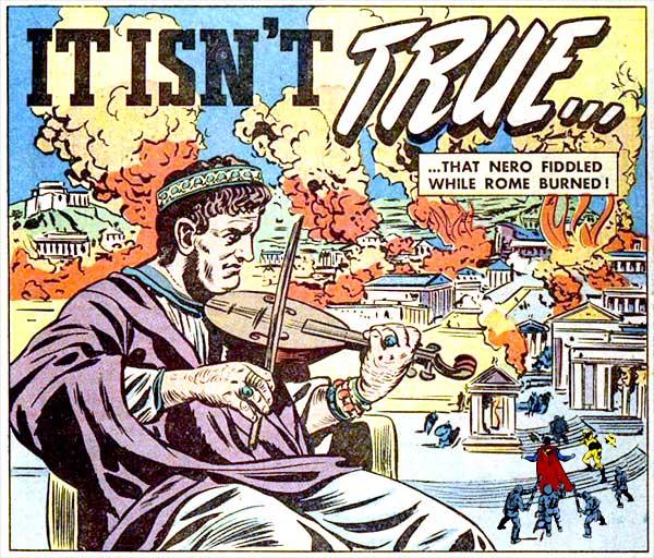 True Comics #62, July 1947