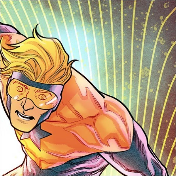 Booster Gold by Francis Manapul