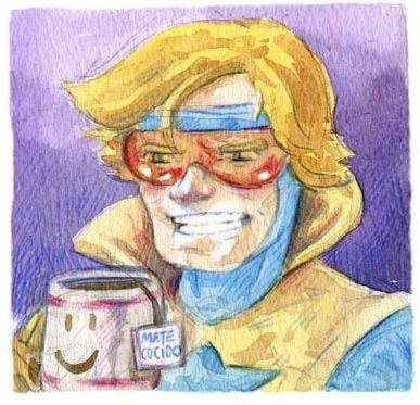 Booster Gold by Jeremias Janikow