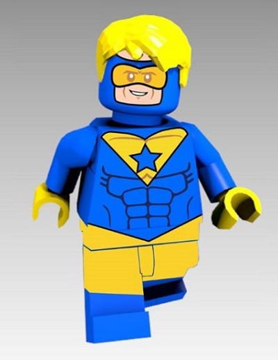 LEGO Booster Gold