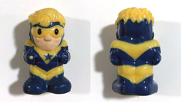 Booster Gold Ooshie via jezzy2j on eBay.com
