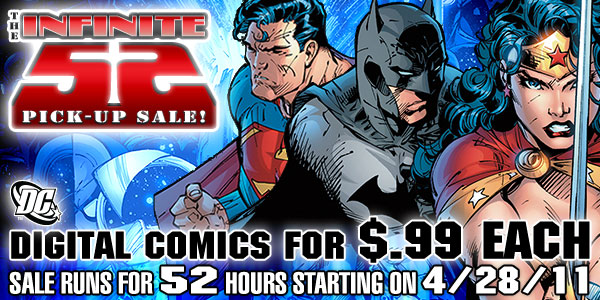The Infinite 52 Pick Up Sale