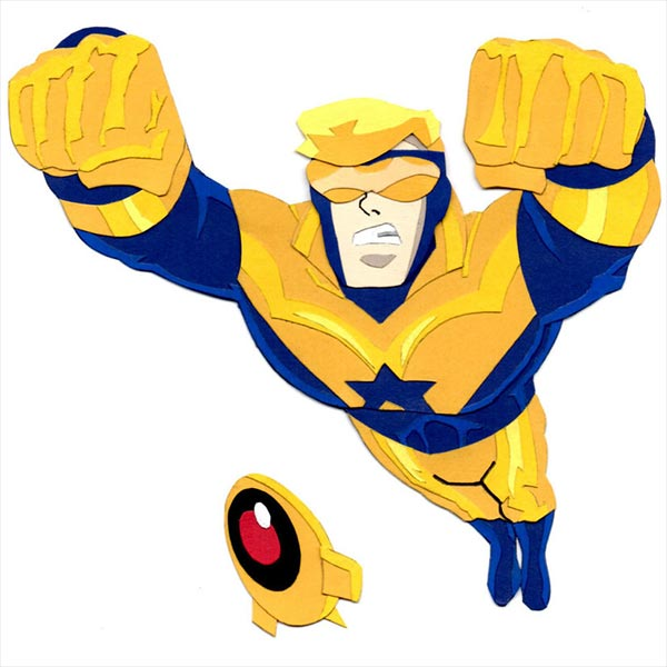 Booster Gold by say-andy