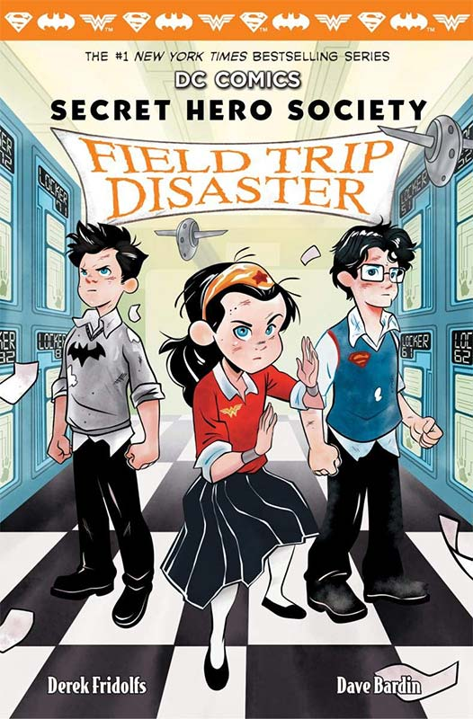 Secret Hero Society: Field Trip Disaster